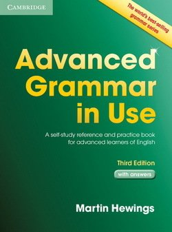 Advanced Grammar in Use (3rd Edition) with Answers ISBN: 9781107697386