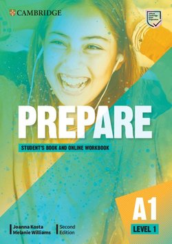 Prepare (2nd Edition) 1 Student's Book with Online Workbook ISBN: 9781108380584