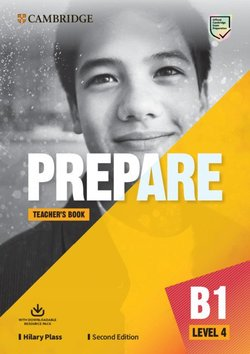 Prepare (2nd Edition) 4 Teacher's Book with Downloadable Resource Pack (Class Audio, Video and Teacher's Photocopiable Worksheets) ISBN: 9781108385961