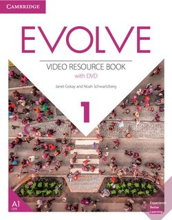 Evolve 1 Video Resource Book with DVD-Video ISBN: 9781108407915