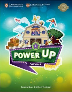 Power Up 1 Pupil's Book ISBN: 9781108413749