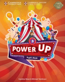 Power Up 3 Pupil's Book ISBN: 9781108413794