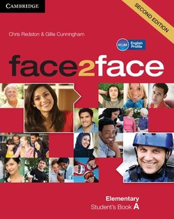 face2face (2nd Edition) Elementary (Split Edition) Student's Book A ISBN: 9781108448970