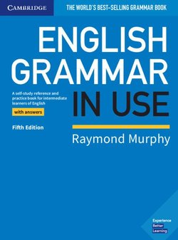 English Grammar in Use (5th Edition) Book with Answers ISBN: 9781108457651