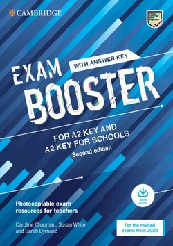 Exam Booster for Key (KET) & Key for Schools (KET4S) (2020 Exams) Photocopiable Teacher's Edition with Answers & Audio Download ISBN: 9781108682237