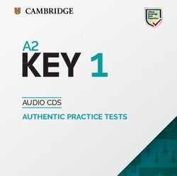 A2 Key (KET) (2020 Exam) 1 Audio CD ISBN: 9781108718134