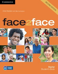 face2face (2nd Edition) Starter Student's Book ISBN: 9781108733335