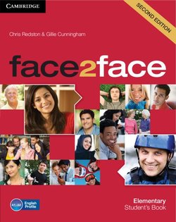 face2face (2nd Edition) Elementary Student's Book ISBN: 9781108733342