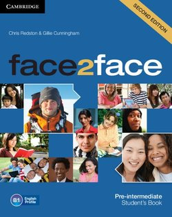 face2face (2nd Edition) Pre-intermediate Student's Book ISBN: 9781108733359