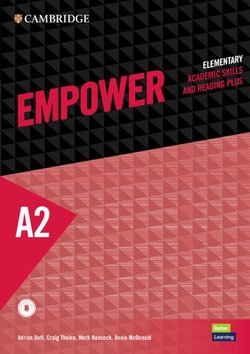 Cambridge English Empower Elementary A2 Student's Book Pack with Online Access, Academic Skills and Reading Plus ISBN: 9781108914802