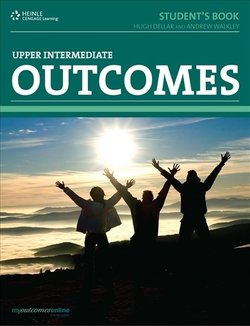 Outcomes Upper Intermediate Student's Book with Pin Code for myOutcomes & Vocabulary Builder ISBN: 9781111034047