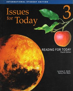 Reading for Today (3rd Edition) 3 - Issues - Student's Book ISBN: 9781111056568