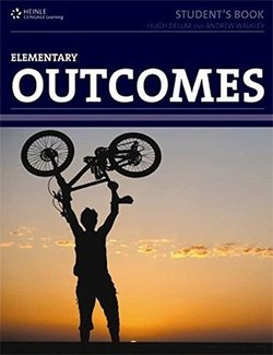 Outcomes Elementary Student's Book with Pin Code for myOutcomes & Vocabulary Builder ISBN: 9781111071295