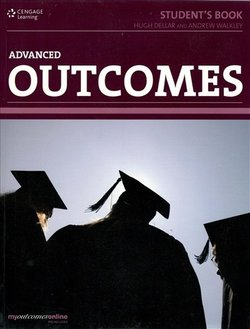 Outcomes Advanced Students Book with Pin Code for myOutcomes  Vocabulary Builder ISBN 9781111211752