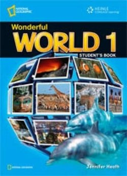 Wonderful World 1 Student's Book ISBN: 9781111400644