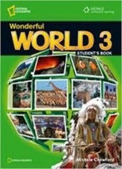 Wonderful World 3 Interactive CD-ROM ISBN: 9781111402242