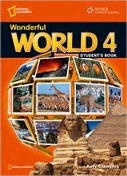 Wonderful World 4 Student's Book ISBN: 9781111402273