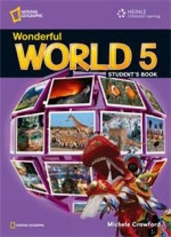Wonderful World 5 Student's Book ISBN: 9781111402600