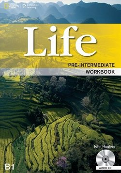 Life Pre-Intermediate Workbook with Audio CD ISBN: 9781133316138