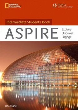 Aspire Intermediate Student's Book with DVD  ISBN: 9781133564478