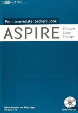 Aspire Pre-Intermediate Teacher's Book with Audio CD ISBN: 9781133564508