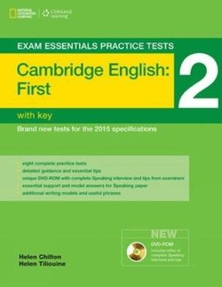 Exam Essentials: Cambridge English: First (FCE) Practice Tests 2
