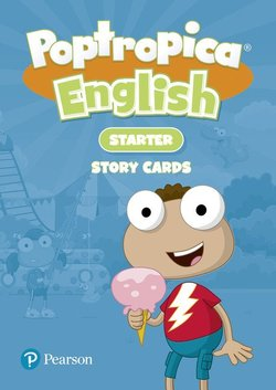 Poptropica English Starter Story Cards ISBN: 9781292092195