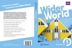 Wider World 1 (A1) ActiveTeach (Interactive Whiteboard Software)
