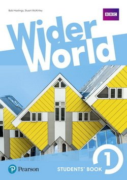Wider World 1 (A1) Student's Book ISBN: 9781292106465