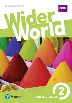 Wider World 2 (A2) Student's Book ISBN: 9781292106700