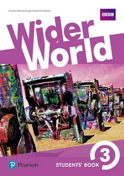 Wider World 3 (B1) Student's Book ISBN: 9781292106946