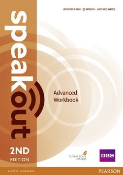 Speakout (2nd Edition) Advanced Workbook without Key ISBN: 9781292114231