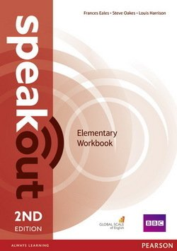 Speakout (2nd Edition) Elementary Workbook without Key ISBN: 9781292114309