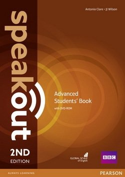 Speakout (2nd Edition) Advanced Coursebook with DVD-ROM ISBN: 9781292115900