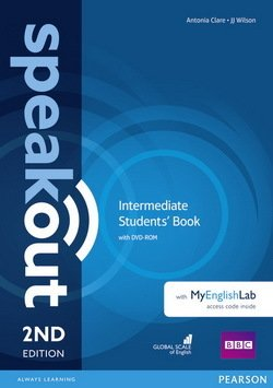 Speakout (2nd Edition) Intermediate Coursebook with DVD-ROM & MyEnglishLab ISBN: 9781292115955