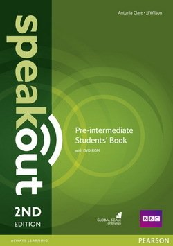 Speakout (2nd Edition) Pre-Intermediate Coursebook with DVD-ROM ISBN: 9781292115979