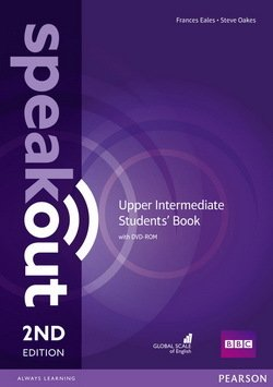 Speakout (2nd Edition) Upper Intermediate Coursebook with DVD-ROM ISBN: 9781292116013