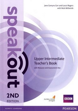 Speakout (2nd Edition) Upper Intermediate Teacher's Guide with Resource & Assessment Disc ISBN: 9781292120188