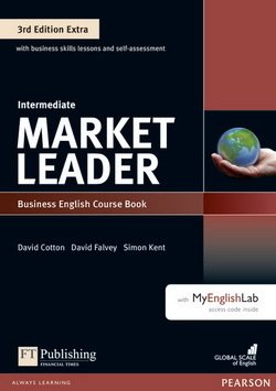 Market Leader (3rd Edition) Intermediate Extra Coursebook with DVD-ROM ISBN: 9781292134772