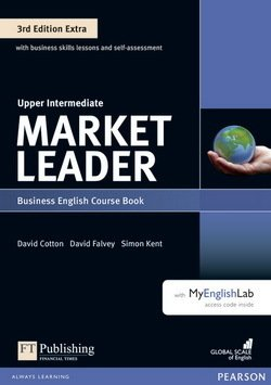 Market Leader (3rd Edition) Upper Intermediate Extra Coursebook with DVD-ROM ISBN: 9781292134819