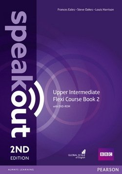 Speakout (2nd Edition) Upper Intermediate Flexi 2 (Split Edition: Coursebook & Workbook) ISBN: 9781292149387