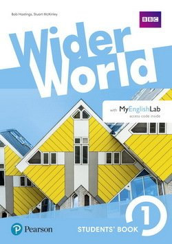 Wider World 1 (A1) Student's eBook (Internet Access Card) with MyEnglishLab & Extra Online Homework ISBN: 9781292178851