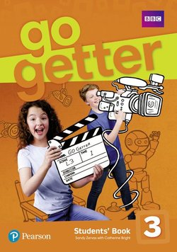 GoGetter 3 Student's Book ISBN: 9781292179513