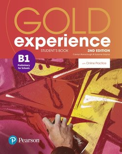 Gold Experience (2nd Edition) B1 Preliminary for Schools Student's eBook with Online Practice (Internet Access Code) ISBN: 9781292194561