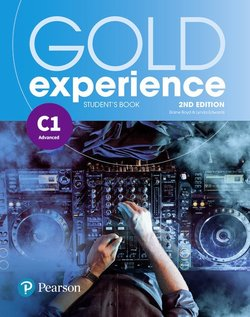Gold Experience (2nd Edition) C1 Advanced Student's Book ISBN: 9781292195056