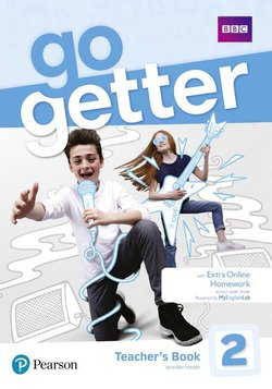 GoGetter 2 Teacher's Book with DVD-ROM & Access Code for MyEnglishLab & Extra Online Practice ISBN: 9781292210025