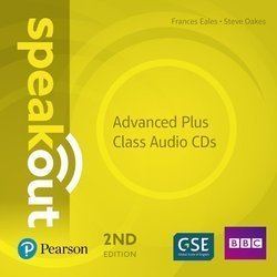 Speakout (2nd Edition) Advanced * PLUS * Class Audio CDs ISBN: 9781292212081