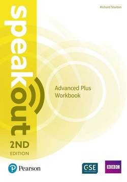 Speakout (2nd Edition) Advanced * PLUS * Workbook without Key ISBN: 9781292212227