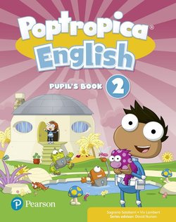 Poptropica English 2 Pupil's Book with Online World Access Card ISBN: 9781292213965