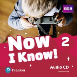 Now I Know 2 Audio CD ISBN: 9781292219325